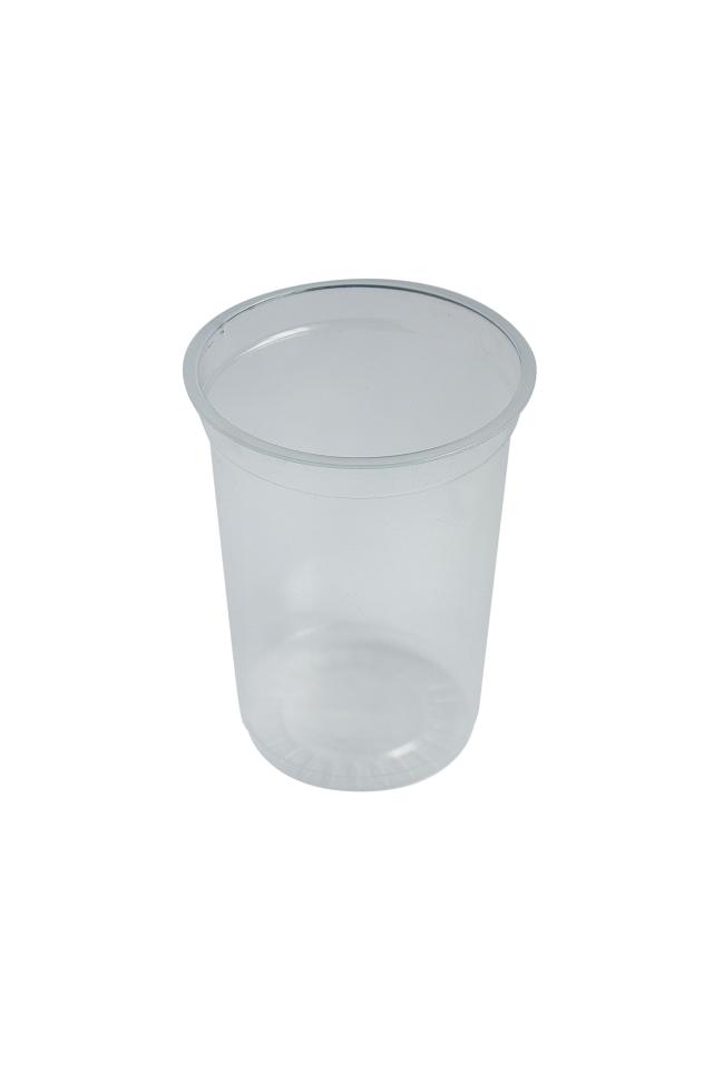 Молочный контейнер 400 мл (под запайку)