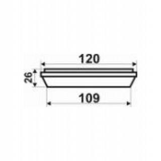 d=120мм Баночка 0,16 л