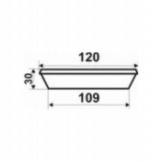 d=120мм Баночка 0,2 л